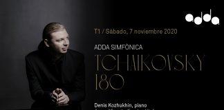 Tchaikovsky 180 en el ADDA