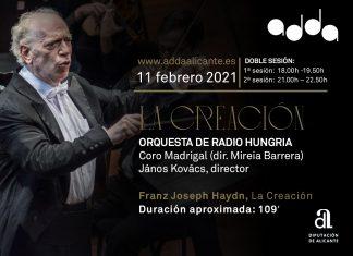 Orquesta de Radio Hungría en el ADDA