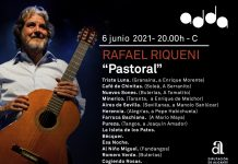 Rafael Riqueni en el ADDA Alicante