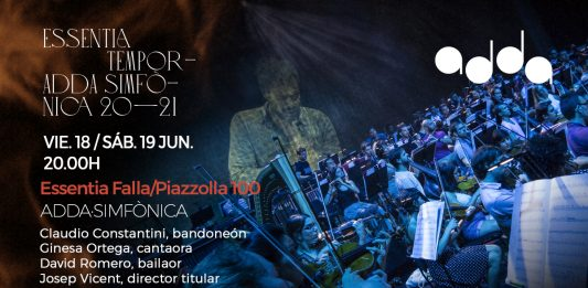 Essentia Falla/Piazzolla en el ADDA