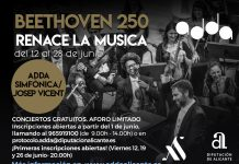 ADDA Simfònica regresa a los escenarios en junio