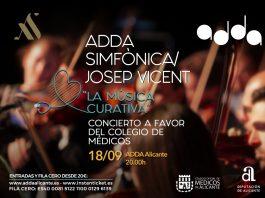 ADDA Simfònica concierto solidario