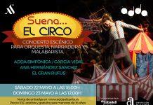 Suena El Circo en el ADDA
