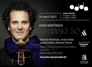 Stravinsky 50 en el ADDA