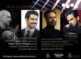 Día de la Guitarra en el ADDA 2021