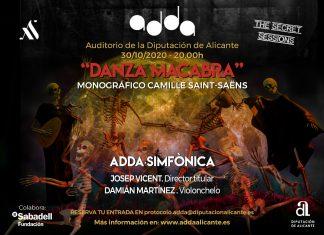 Danza Macabra en el ADDA