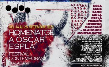 Festival de Música Contemporánea en el ADDA