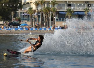 Actividades acuáticas en Benidorm