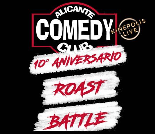 Alicante Comedy Club Kinépolis Alicante