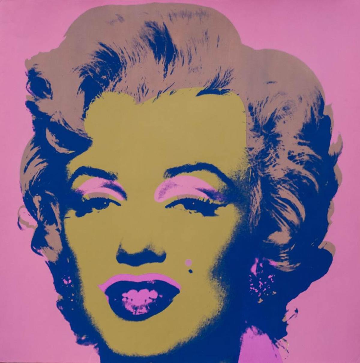 Exposición Andy Warhol Alicante