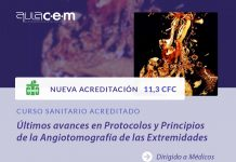 Curso Protocolo angiotomografía de las extremidades