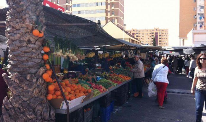 Apertura mercadillos Alicante