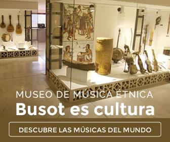 Museo de Música Étnica Busot
