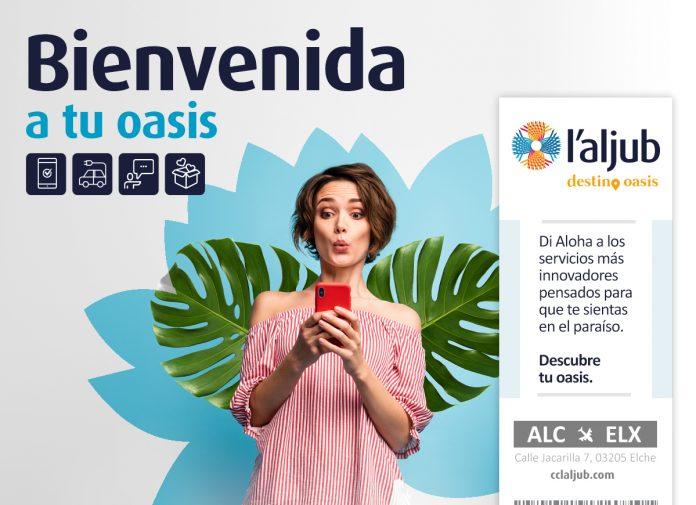 Nuevo Centro Comercial L'Aljub