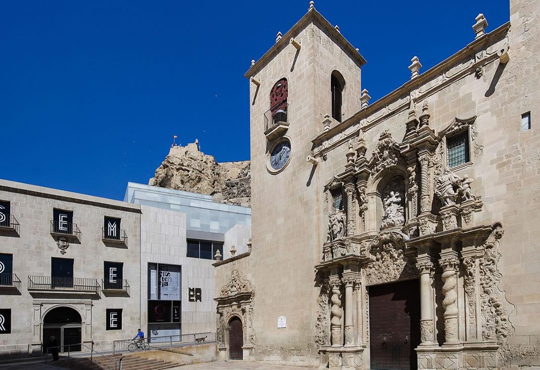 Basílica Santa María Alicante