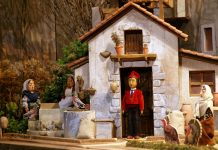 El Betlem de Tirisiti en Alcoi