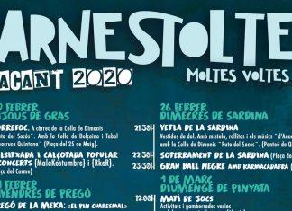 Carnaval Alicante 2020 La Meka