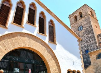 Casco histórico de Jávea