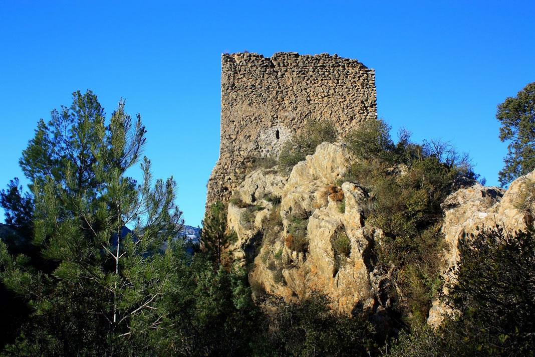 Castillo de Benifallim