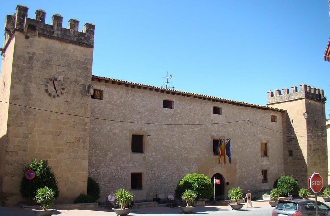Castillo de Onil
