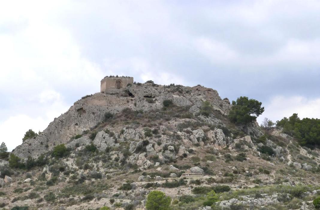 Castillo de Tibi