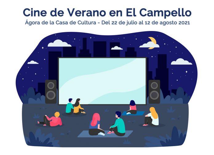 Cine de verano El Campello 2021