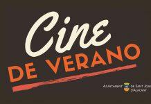 Cine de verano en Sant Joan