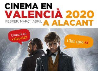Cinema en Valencia sede ciudad de Alicante