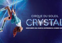 Circo del Sol viernes 15 de mayo Crystal Axel