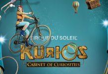 Circo del Sol viernes 14 abril
