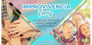 Clases Improvisación y Teatro para adolescentes en Alicante