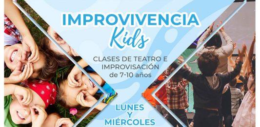 clases improvisación y teatro para niños Alicante