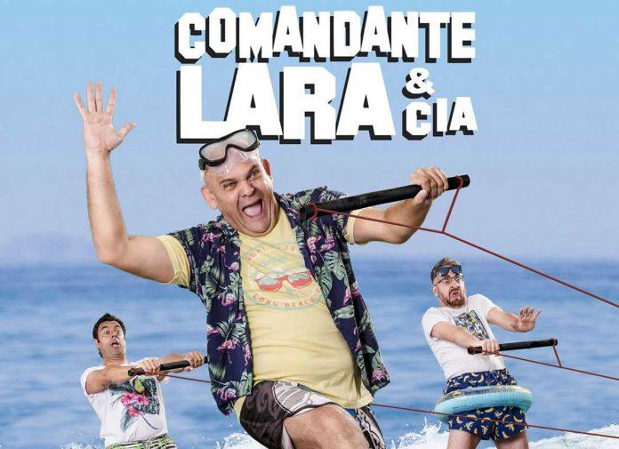 El Comandante Lara y Cía. en el Auditorio de Torrevieja