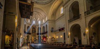 Concatedral de San Nicolás en Alicante
