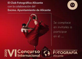 Concurso Internacional de Fotografía 'Alicante' 2020