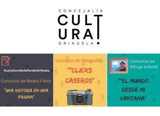 Concursos cultura orihuela