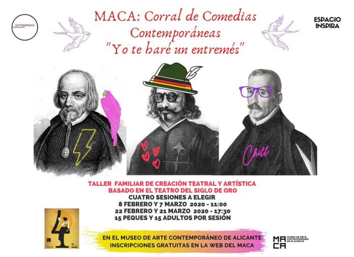 Corral Comedias Contemporáneas MACA