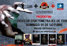 Cortos de Terror Kinépolis Alicante Halloween 2021