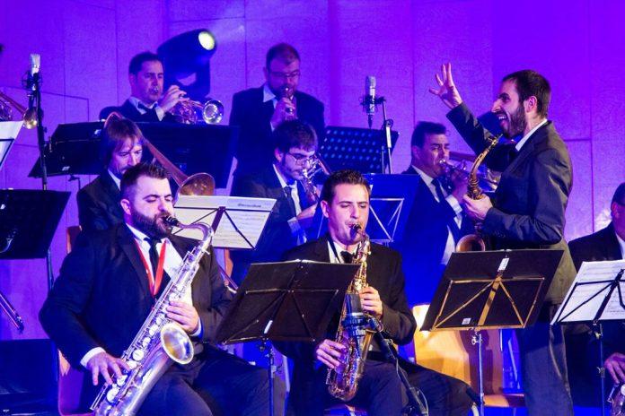Cotijazz Big Band en el Auditorio de Torrevieja