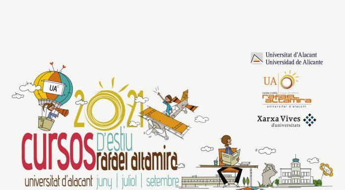 Cursos Verano Rafael Altamira 2021