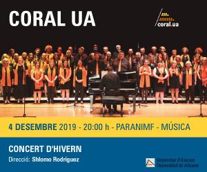 Concierto de Invierno Coral UA