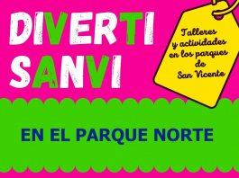 Diverti-Sanvi actividades niños San Vicente del Raspeig