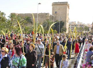 Domingo de Ramos Elche
