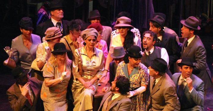 El dúo de La Africana Teatro Principal Alicante
