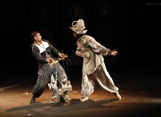 El hermano de Sancho en el Teatro Principal de Alicante