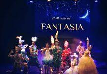 El mundo de fantasía Palau Altea