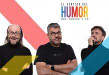 El sentido del humor. Dos tontos y yo