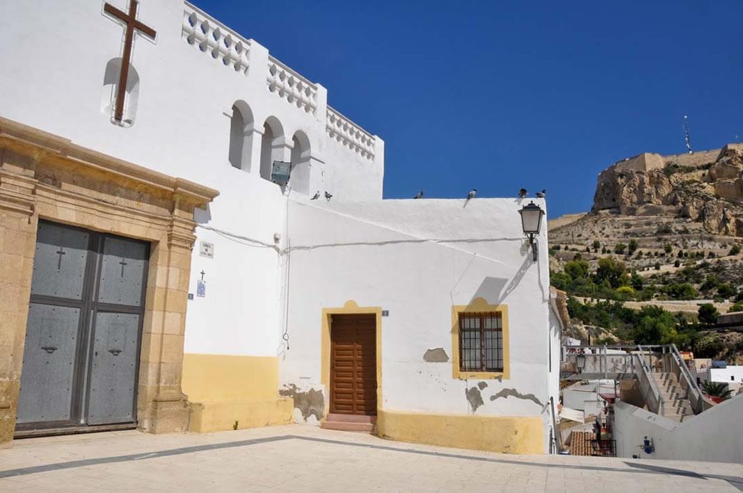 Ermita Santa Cruz Alicante