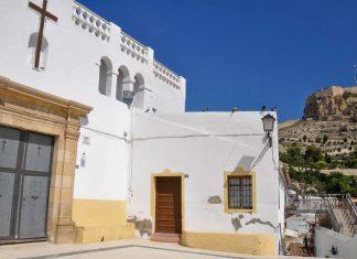 La Ermita de Santa Cruz en Alicante