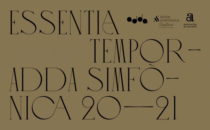 Essentia, la nueva temporada sinfónica del ADDA para 2020-2021